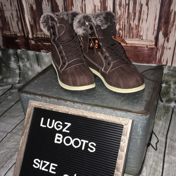 e798290c324c28 Brand New Lugz Mallard Women s Lined Boots